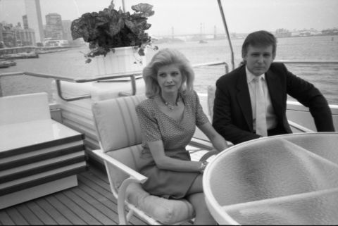 Donald Trump Once Owned A Giant Yacht Aboard The Trump