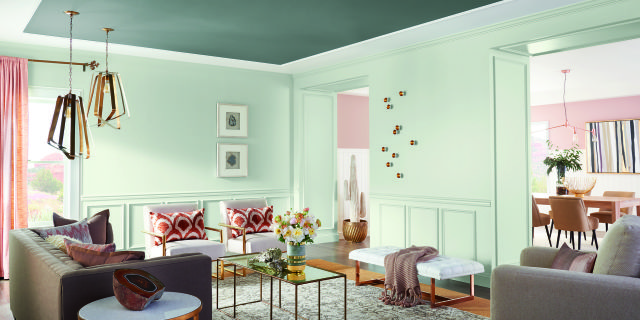 12 Best Living Room Color IdeasPaint Colors for Living Rooms