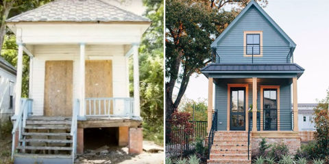 fixer upper shotgun house for sale fixer upper home for sale. Black Bedroom Furniture Sets. Home Design Ideas