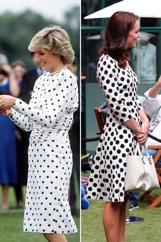 6 Times Kate Middleton Paid Tribute To Princess Diana S
