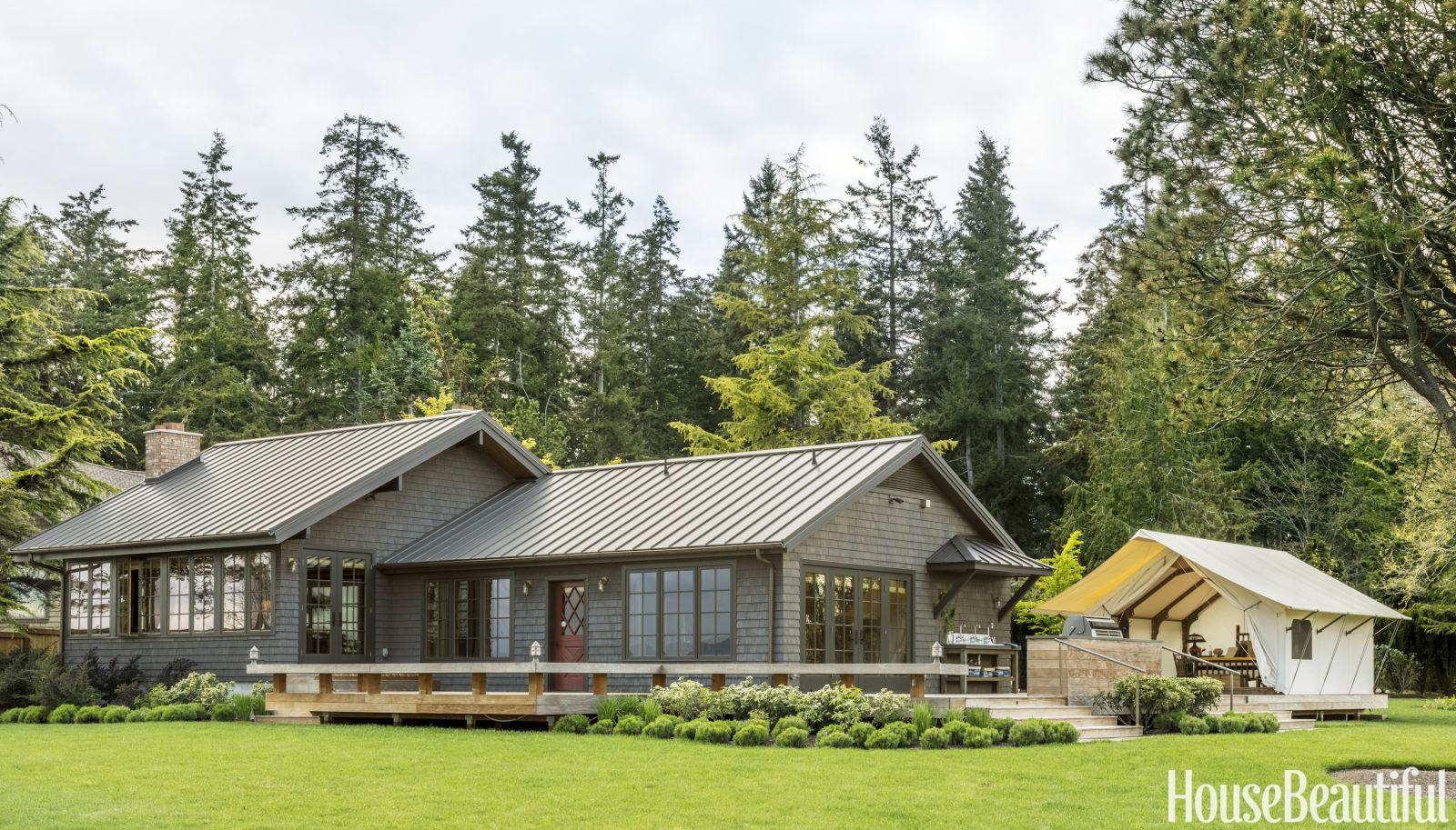 This Washington Cottage Has Zero Bedrooms