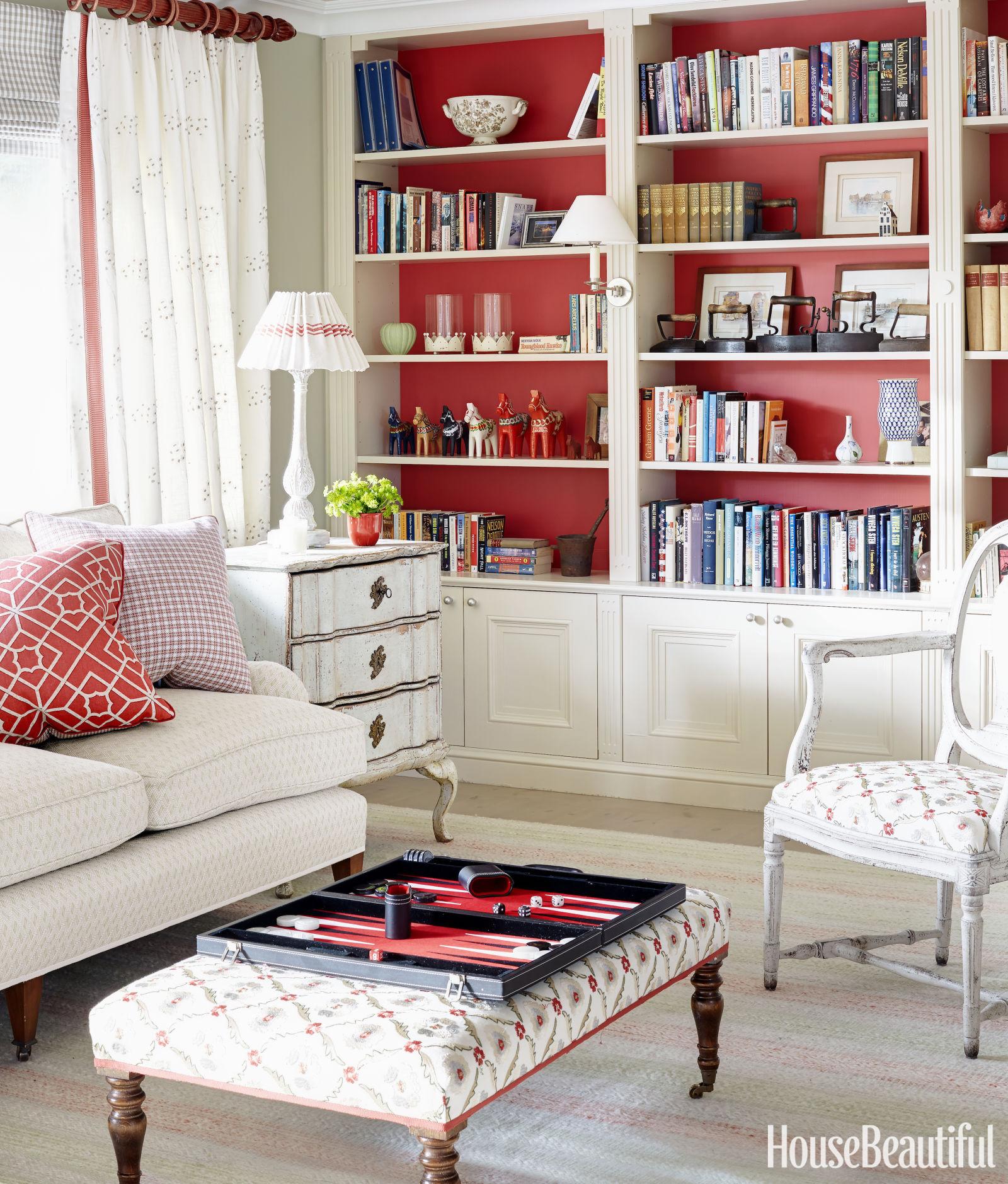 40 Beautiful Living Room Designs 2017: Interior Designer Paint Color