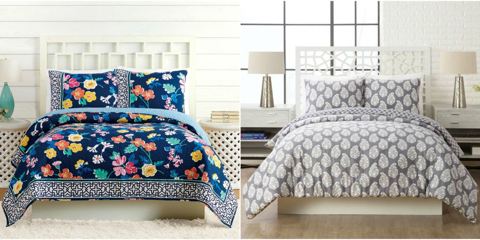 New Vera Bradley Bedding Collection