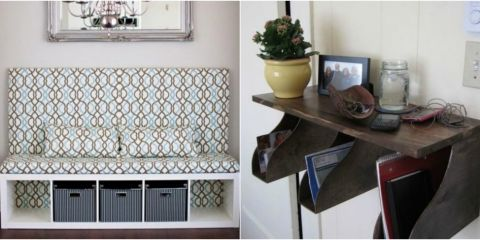 DIY Home Decor Projects - Do It Yourself Interior Design