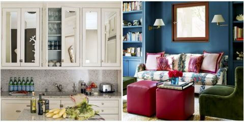Decorating For Small Spaces small room ideas - decorating small spaces - house beautiful