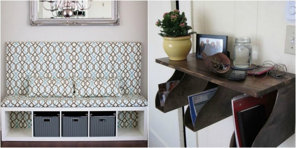 Entryway Furniture Storage 12 ikea hacks for your entryway - entryway storage ideas