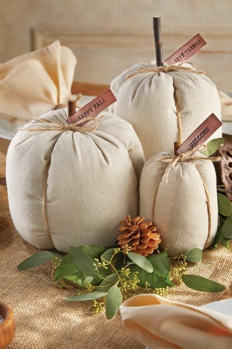 pumpkin decor - Elegant Halloween Decor