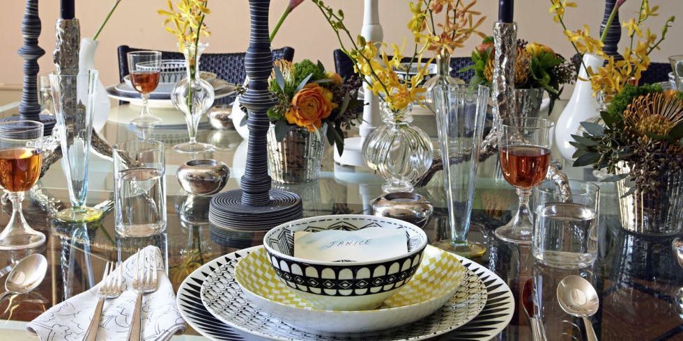 15 fall table decorations - ideas for autumn tablescape and settings
