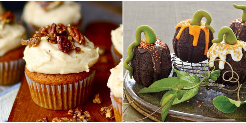 Pumpkin Cupcakes Ina Garten 15 best pumpkin cupcake recipes - how to make pumpkin cupcakes