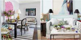 11 Sneaky Styling Tricks For A Small Living Room