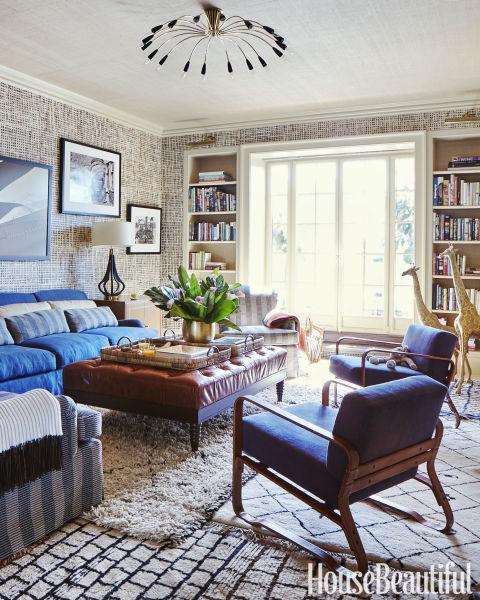 Colorful Decorating Ideas Manhattan Apartment Designed
