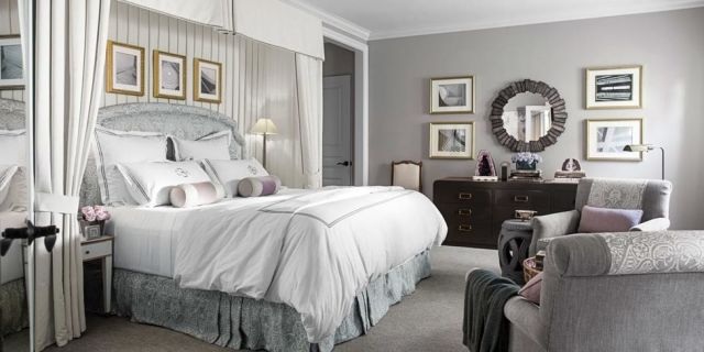 Gray bedroomShades of Gray   Gray Paint. Gray Bedroom Pictures. Home Design Ideas