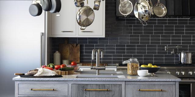 Kitchen Tiles And Splashbacks 50 best kitchen backsplash ideas - tile designs for kitchen