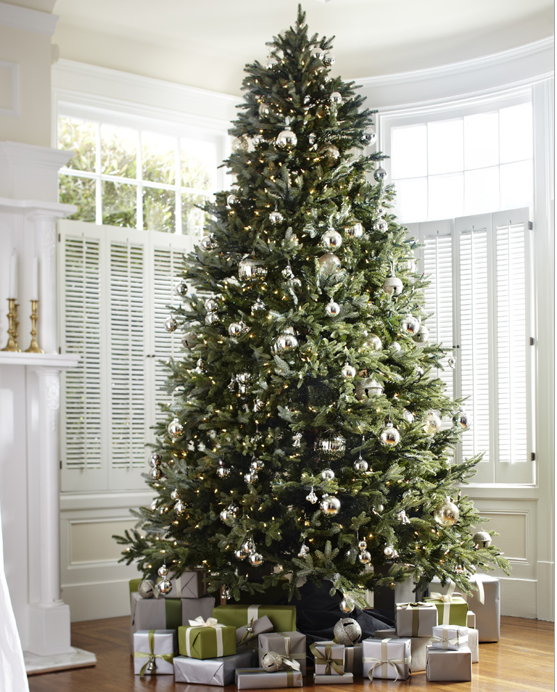 12 best artificial christmas trees fake holiday trees Best fake christmas tree