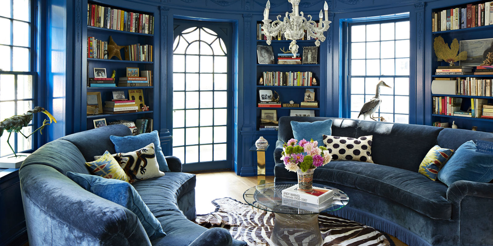 20 Watery Blue Paint Colors