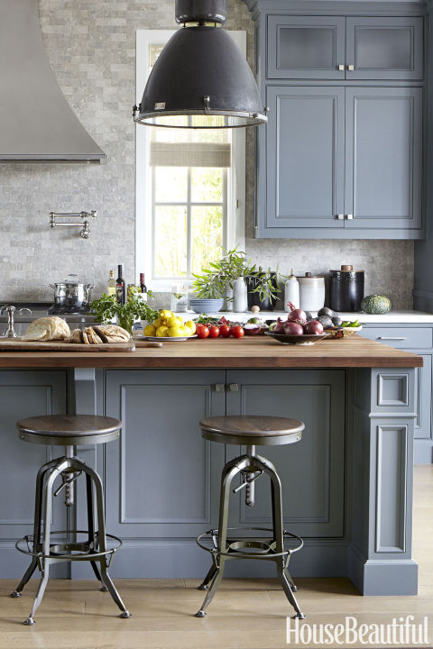 Tips For Kitchen Color Ideas: Ideas For Choosing Home Paint Color