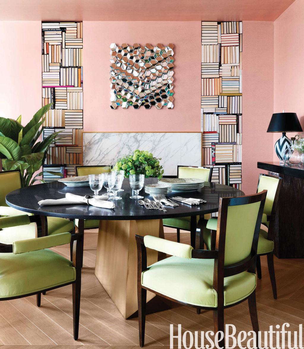 The 15 Most Beautiful Kitchens On Pinterest: Designer Visions Jamie Drake