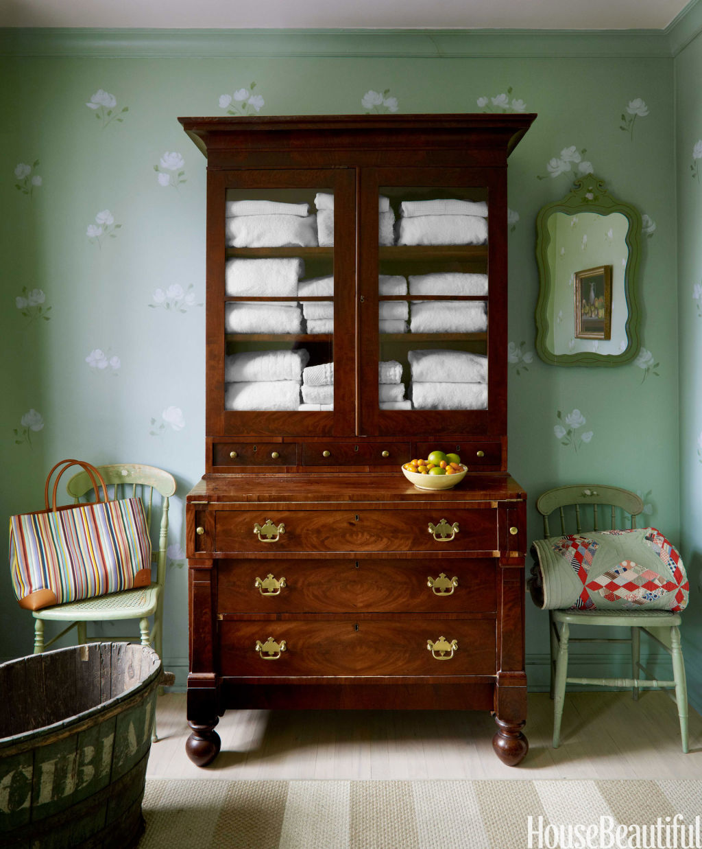 repurposed bedroom furniture 3