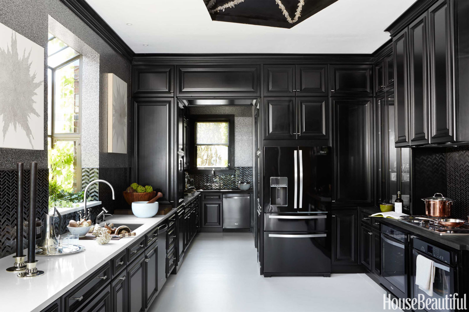 kitchens of the year designer tips from house beautifuls kitchen of the year. Interior Design Ideas. Home Design Ideas