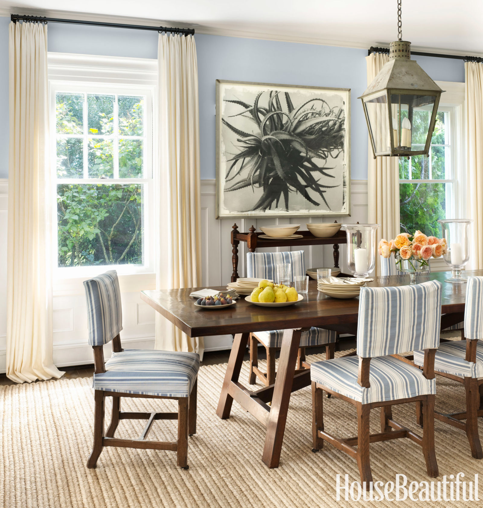 Green Living Room Ideas In East Hampton New York: Robert Stilin Cottage Interior
