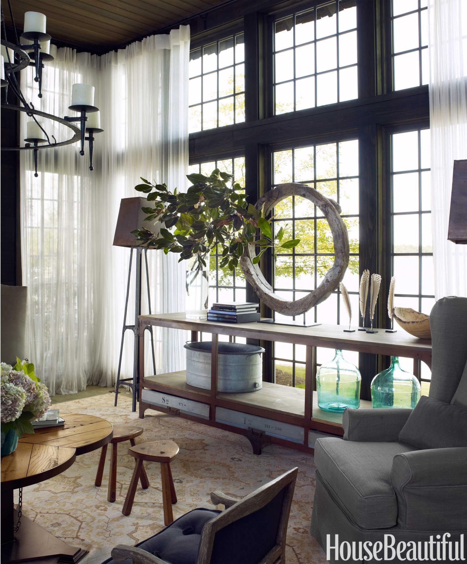 Modern Lake House Architecture: Susan Ferrier Lake House