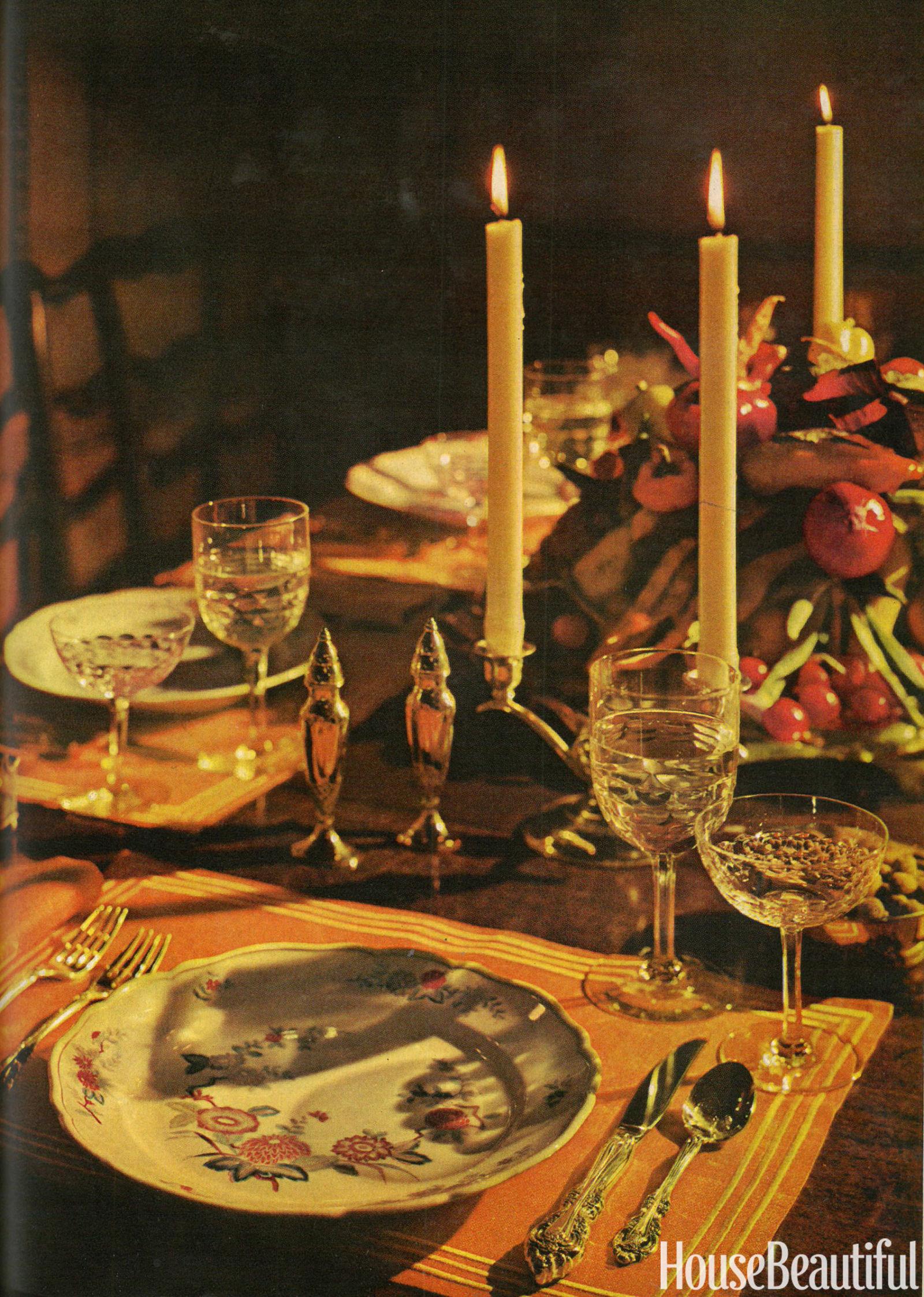 Thanksgiving Tables vintage thanksgiving tables - vintage thanksgiving decorating ideas