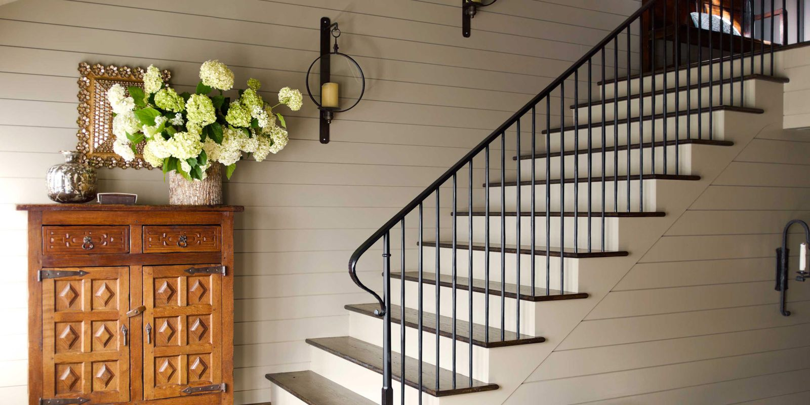 Shaker Style Staircase House Beautiful Pinterest