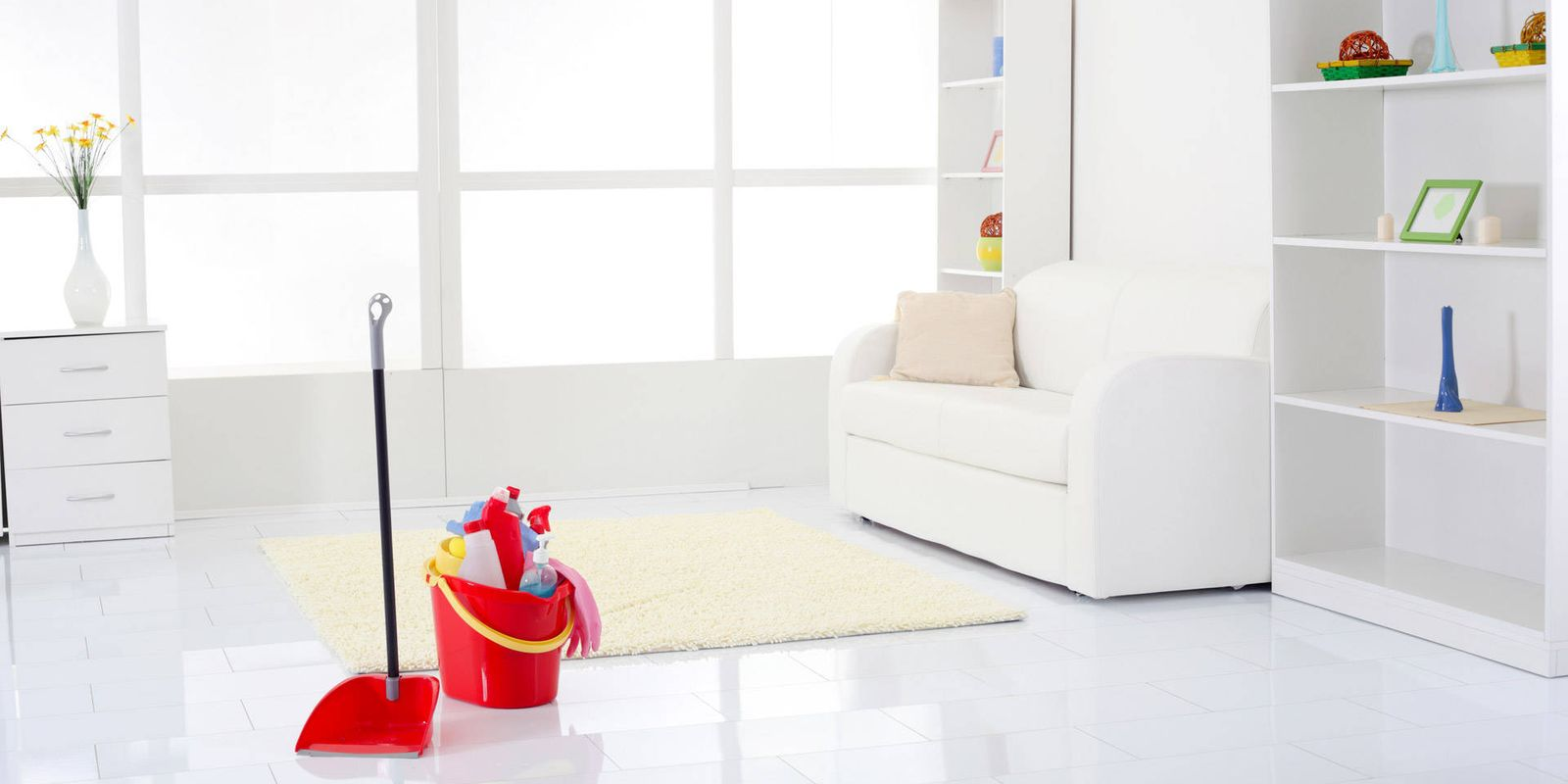 Clean Home how to never clean your house - good cleaning habits