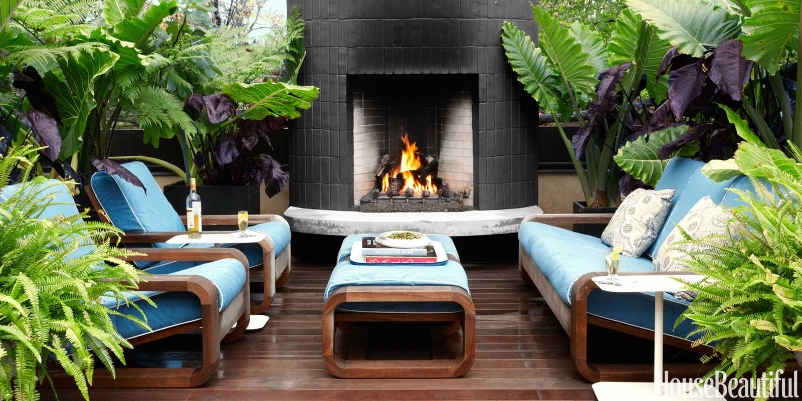 Roof deck house beautiful pinterest favorite pins june for Indoor patio decorating ideas