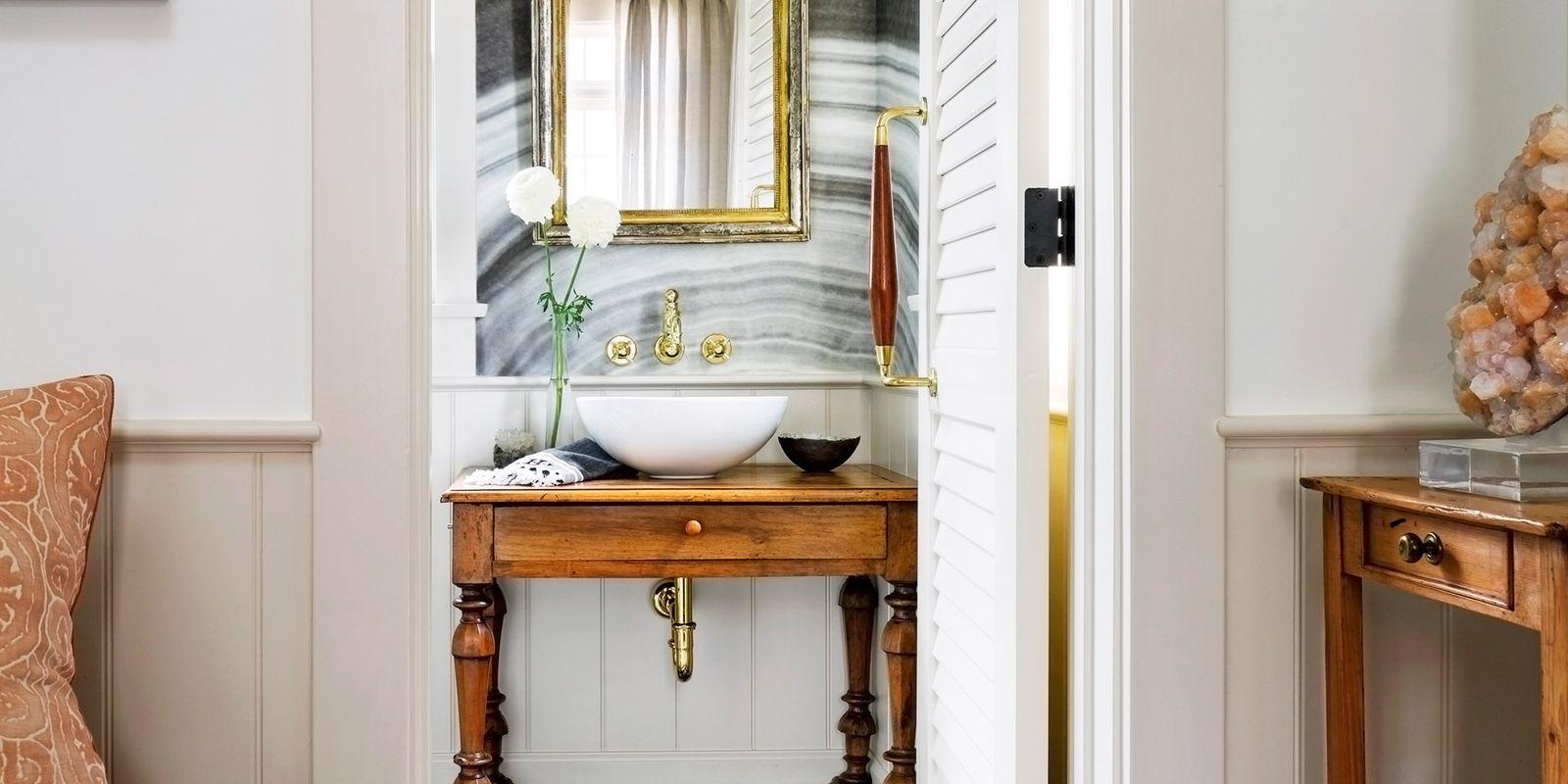Guest Bath Decorating Ideas: Guest Bathroom Design & Decorating Ideas