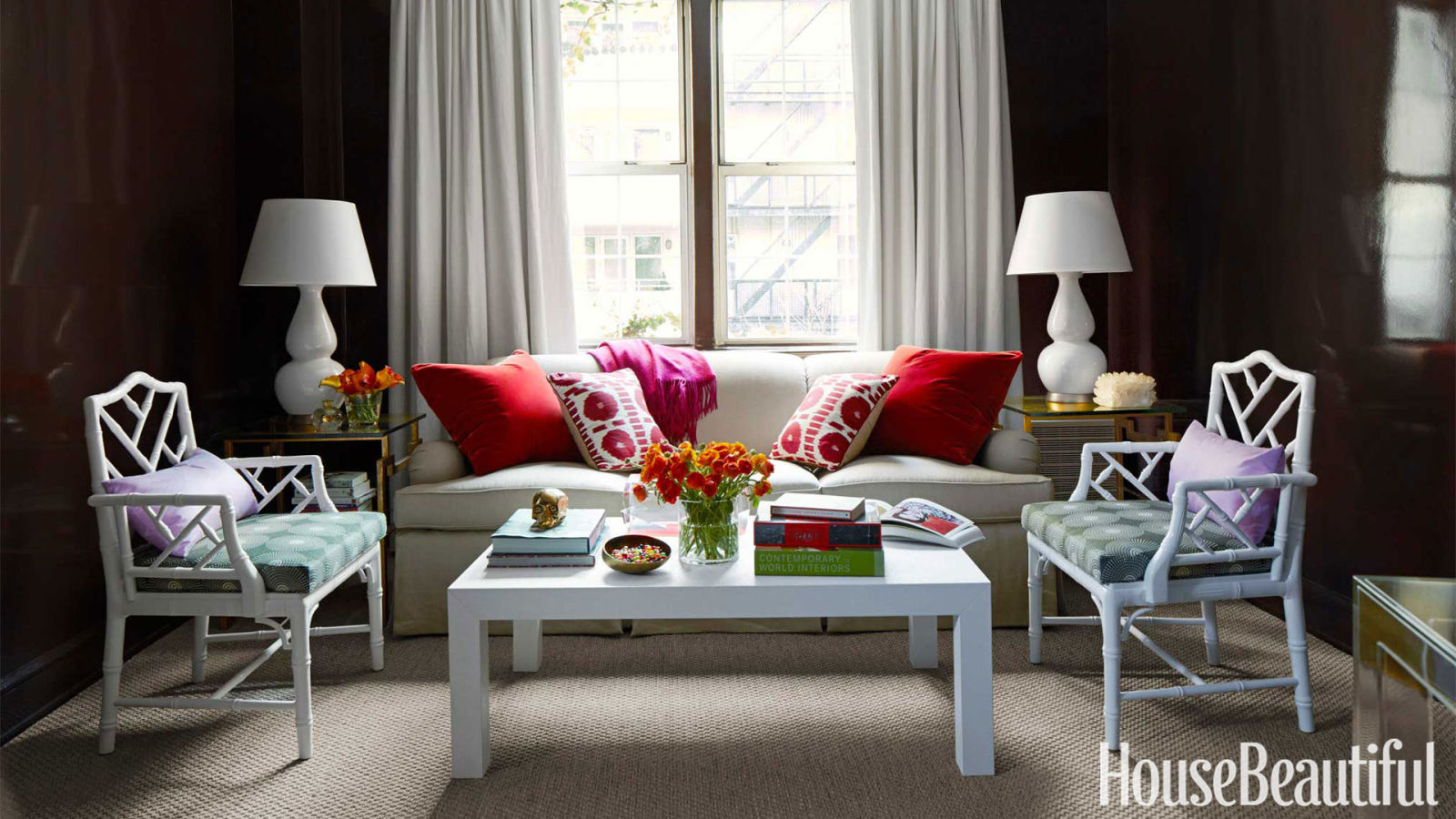 12 Picturesque Small Living Room Design: 20-Something Manhattan Apartment