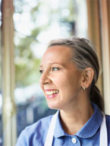 chef gabrielle hamilton and prune restaurant photos