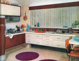 1960s Kitchens 1960s kitchens - kitchen design ideas