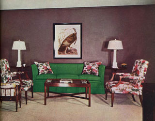 Dorothy Draper S Interior Designs Legendary 1940 S