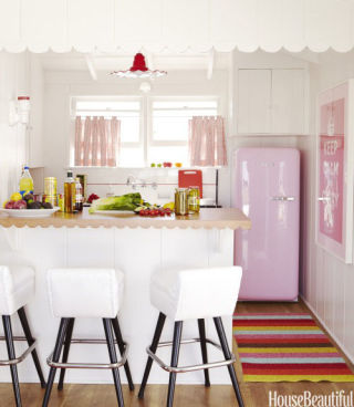 fresh colors to brighten your kitchen - Family Kitchen Design
