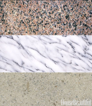Stone And Counters : Stone Countertops - Granite and Marble Countertop Care