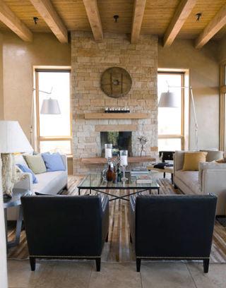 Santa Fe Home Southwestern Style Modern Architecture