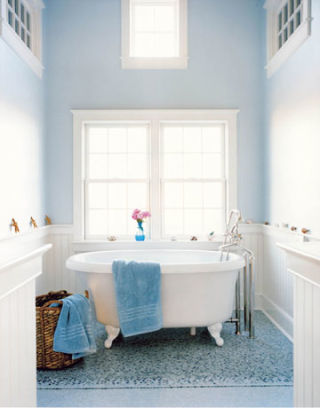 . Blue Bathrooms   How to Decorate Blue Bathrooms