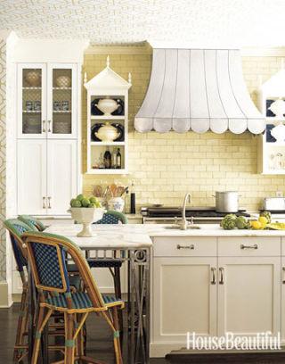 White Kitchen Yellow Walls yellow kitchens - ideas for yellow kitchen decor