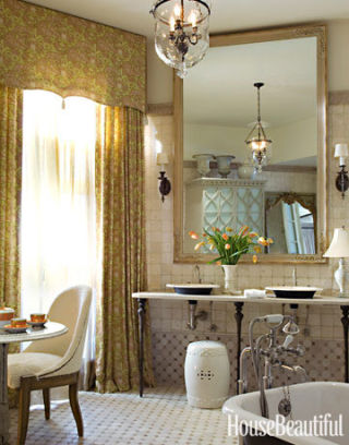 yellow bathrooms - decorating ideas for yellow bathrooms