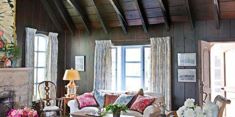 Rustic Room Decorating Ideas Cozy Rooms