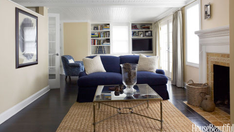 Kitchen bathroom and dining room makeovers before and for Long living room dining room layout