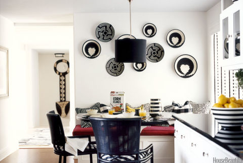 Black and white designer rooms black and white - Black owned interior design companies ...