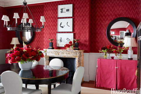 25 Best Dining Room Paint Colors Modern Color Schemes