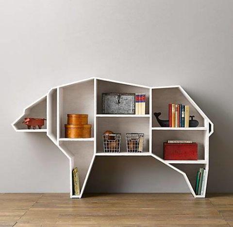 Animal Shaped Furniture Animal Decor