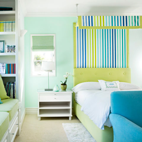 The 12 Best Paint Colors for a Kids Rooms  House Beautiful