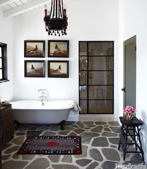 unique bathrooms  cool and creative bathroom design ideas, Bathroom decor