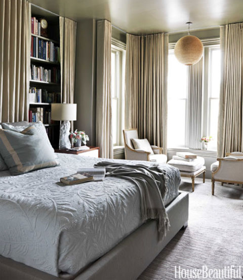 Decorating Pictures Of Gray Bedroom Design