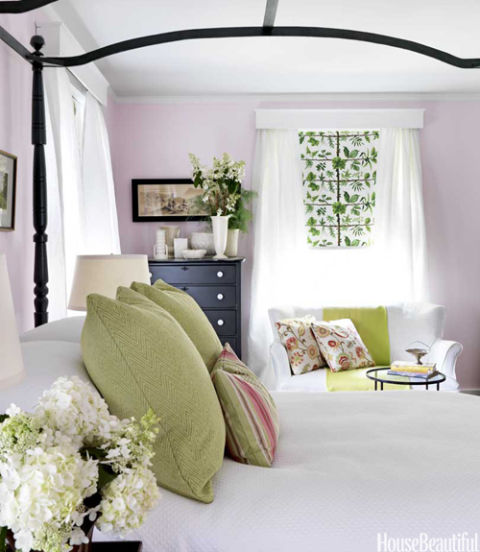 Green Canopy Decor: 21 Easy Home Decorating Ideas