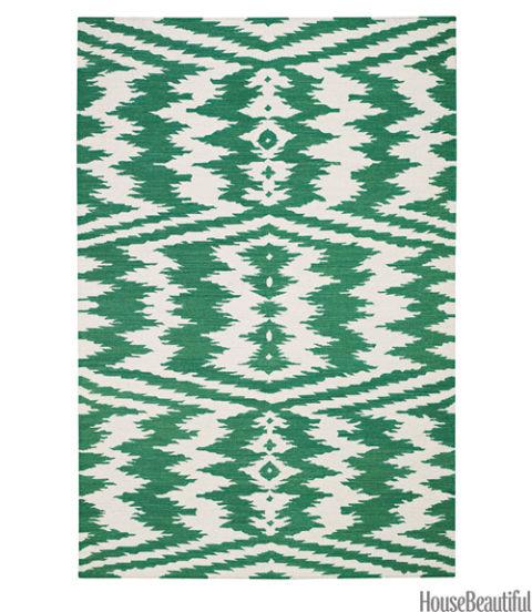 Ikat RugsIkat Pattern Rug